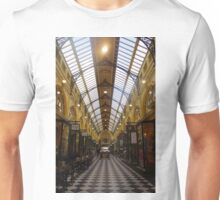 Royal Arcade, Melbourne Unisex T-Shirt