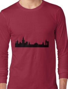 Sevilla skyline Long Sleeve T-Shirt
