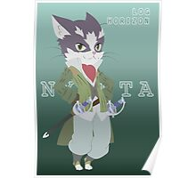 Nyanta - Log Horizon Poster