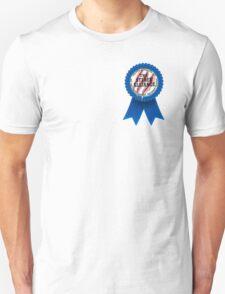 Proud Member of the Sterek Alliance Blue Unisex T-Shirt