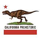 California Prehistoric by SevenHundred