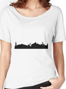 Valencia skyline Women's Relaxed Fit T-Shirt