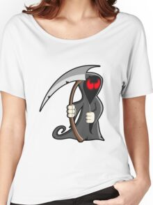 death halloween zombie monster Women's Relaxed Fit T-Shirt