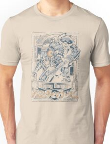 Pacific Rim on Pinterest Unisex T-Shirt