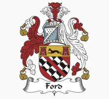 Ford Coat of Arms / Ford Family Crest by ScotlandForever