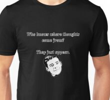 Who knows? Unisex T-Shirt