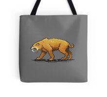 Prehistoric Pixels - Smiledon  Tote Bag