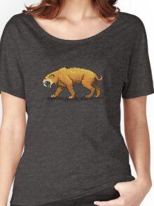 Prehistoric Pixels - Smiledon  Women's Relaxed Fit T-Shirt
