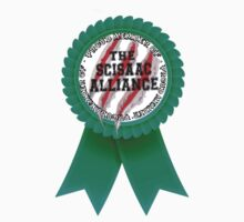 Proud Member of the Scisaac Alliance Green by thescudders