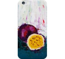 Passion of the Fruit iPhone Case/Skin