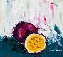 Passion of the Fruit by ebuchmann