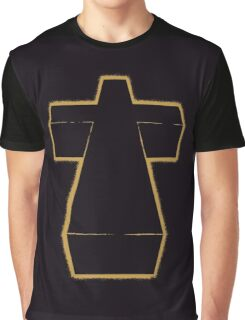 Justice Cross Graphic T-Shirt