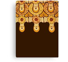 AFRICAN TRIBAL  Canvas Print