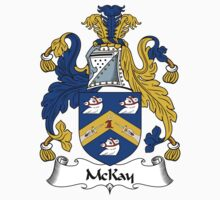 McKay Coat of Arms / McKay Family Crest by ScotlandForever