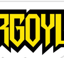 GARGOYLES Sticker