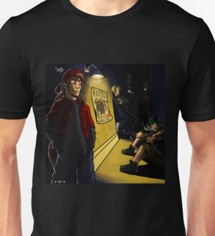RRB - Dead or Alive Unisex T-Shirt