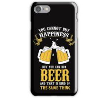 Beer T shirts iPhone Case/Skin