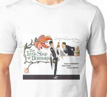 The Little Shop of Horrors vintage poster Unisex T-Shirt