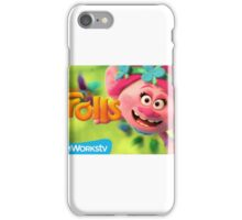 Trolls Merchandise iPhone Case/Skin
