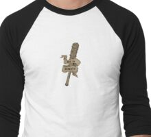She is Thirsty Traditional Tattoo Men's Baseball ¾ T-Shirt