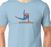 Acrobatic Superhero Unisex T-Shirt