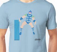 Infinity Man - Superhero Minimalist Alphabet Clothing Unisex T-Shirt