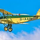 Parnall Elf II G-AAIN by Colin Smedley