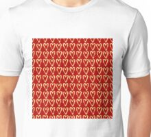 Hearts Of Gold Unisex T-Shirt