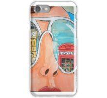 Sunglasses London iPhone Case/Skin