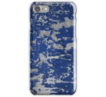 vintage cement wall iPhone Case/Skin