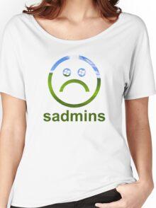 sadmins Women's Relaxed Fit T-Shirt
