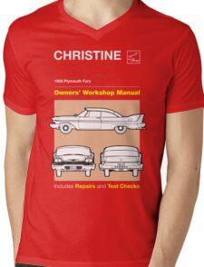 Owners' Manual - Christine - T-shirt Mens V-Neck T-Shirt