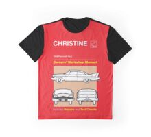 Owners' Manual - Christine - T-shirt Graphic T-Shirt