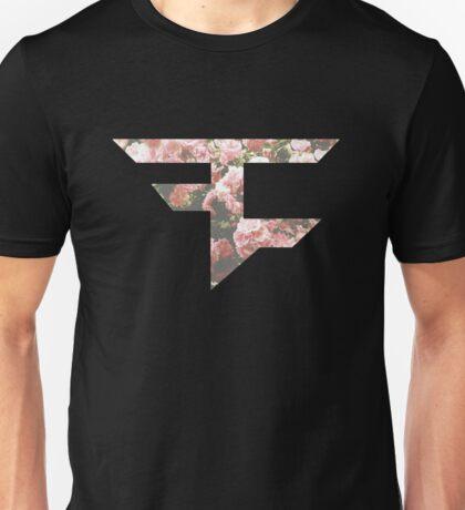 Faze Clan Floral Unisex T-Shirt