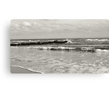 The Jersey Shore 2 Canvas Print