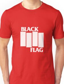 Black Flag Band Unisex T-Shirt