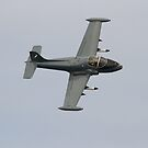 BAC Strikemaster by Jon Lees