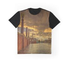 Quiet Conversations at dusk Graphic T-Shirt