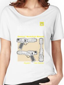 Owners' Manual - Colonial Laser Pistol - T-shirt Women's Relaxed Fit T-Shirt