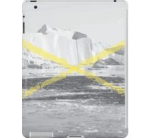 North Pole iPad Case/Skin