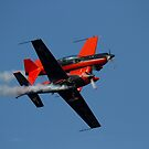 The Blades Aerobatic Display Team by Jon Lees