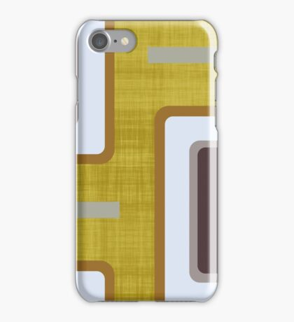 MCM To The Quad! iPhone Case/Skin