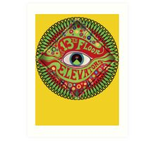 The 13th Floor Elevators Art Print