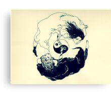 YinYang  Canvas Print