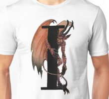 I is for Imp Watercolor Sticker and Shirt Unisex T-Shirt