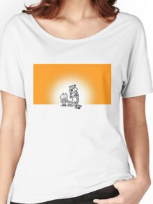 calvin and hobbes - Yehhhh Women's Relaxed Fit T-Shirt