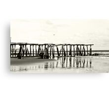 The Jersey Shore 6 Canvas Print
