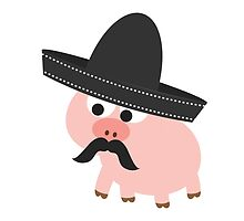 Cerdito Bandito by Eggtooth