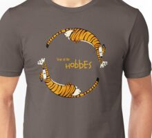 calvin and hobbes - Year of the Hobbes Unisex T-Shirt