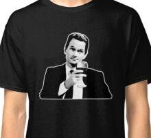 Barney Stinson How I Met Your Mother Classic T-Shirt